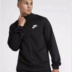 Nike lightweight track jacket